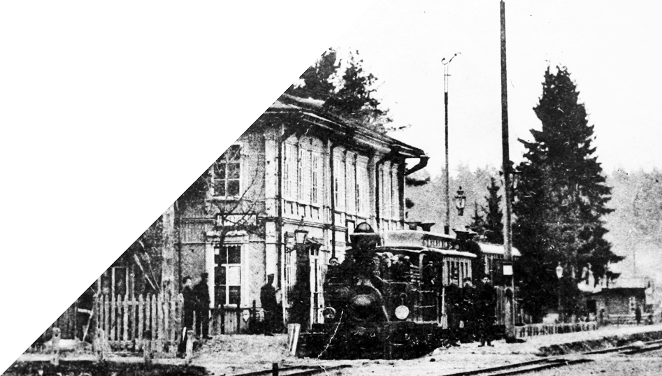 Russia's first private railway